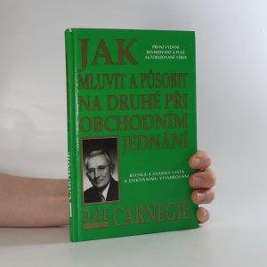 náhled knihy - Jak mluvit a působit na druhé při obchodním jednání
