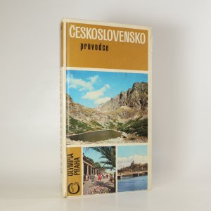 náhled knihy - Československo - průvodce