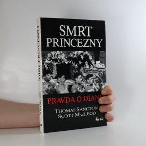 náhled knihy - Smrt princezny. Pravda o Dianě