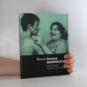náhled knihy - Ecce homo Homolka