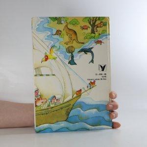 antikvární kniha Gugu - kapitán na lodi, 1986