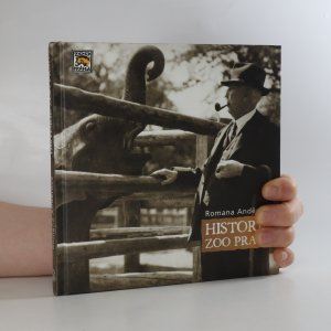náhled knihy - Historie zoo praha