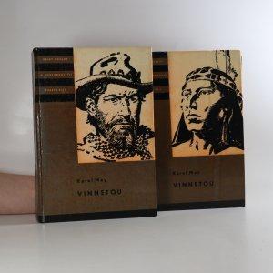 náhled knihy - Vinnetou (1. a 2. díl, dva svazky)