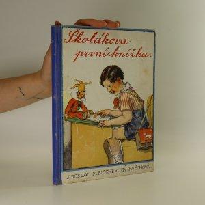 náhled knihy - Školákova první knížka