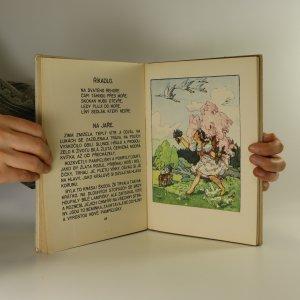 antikvární kniha Školákova první knížka, neuveden