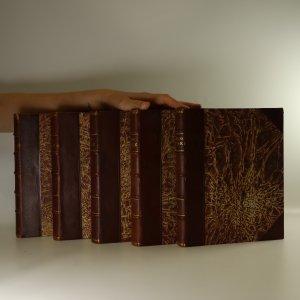 náhled knihy - F.L. Věk - Obraz z dob našeho národního probuzení I. - V. díl (komplet, 5 svazků)