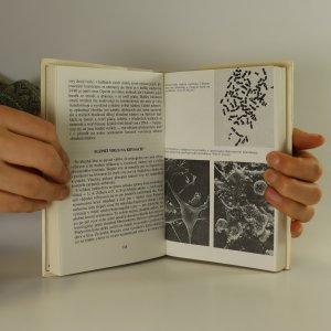 antikvární kniha Záhada rakoviny, 1984