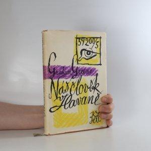 náhled knihy - Náš člověk v Havaně