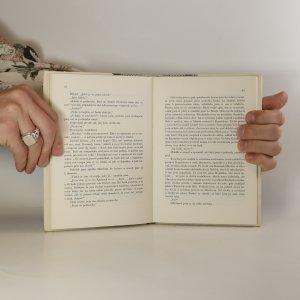 antikvární kniha Sázka na lásku, 1972