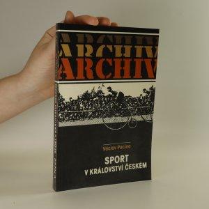 náhled knihy - Sport v království českém