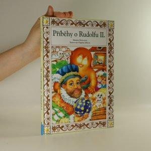 náhled knihy - Příběhy o Rudolfu II.