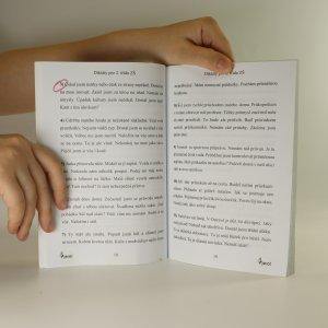 antikvární kniha Diktáty pro 2. třídu ZŠ, neuveden