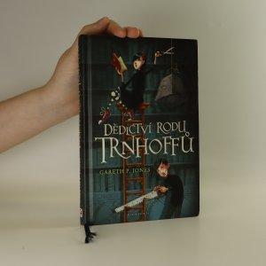 náhled knihy - Dědictví rodu Trnhoffů
