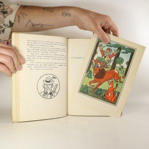 antikvární kniha Co mi liška vyprávěla, 1947