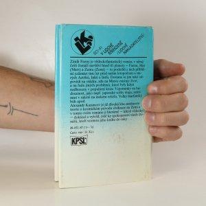 antikvární kniha Zánik Faeny, 1987