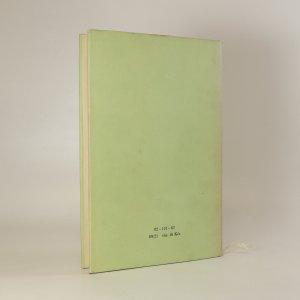 antikvární kniha Hudebníkova cesta do minulosti, 1962