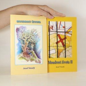 náhled knihy - Moudrost života I. a II. díl (asi podpis)