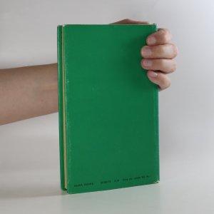antikvární kniha Nervy, 1972