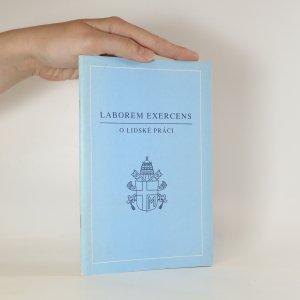 náhled knihy - Laborem exercens. O lidské práci