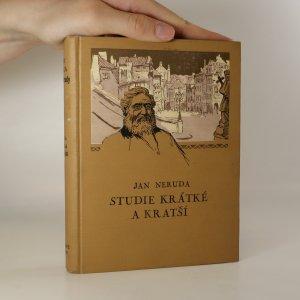 náhled knihy - Studie krátké a kratší