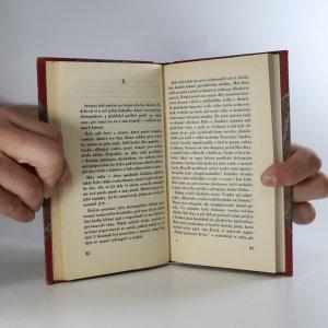 antikvární kniha Ztracená patrola, 1930
