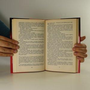 antikvární kniha 9x detektivky Dick Francis (viz foto), 1995-2001
