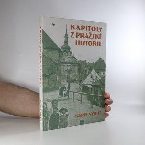 náhled knihy - Kapitoly z pražské historie