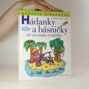 náhled knihy - Hádanky a básničky pro kluky a holčičky