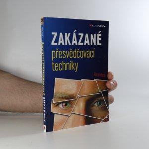 náhled knihy - Zakázané přesvědčovací techniky