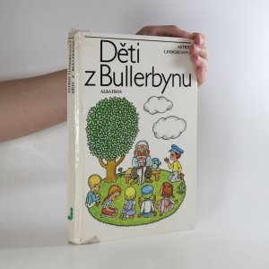 náhled knihy - Děti z Bullerbynu (poškozená vazba, slepovaný hřbet, viz foto)