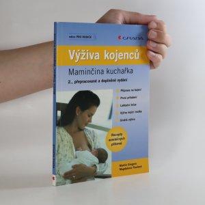 náhled knihy - Výživa kojenců. Maminčina kuchařka