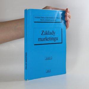 náhled knihy - Základy marketingu (poškozená vazba, viz foto)