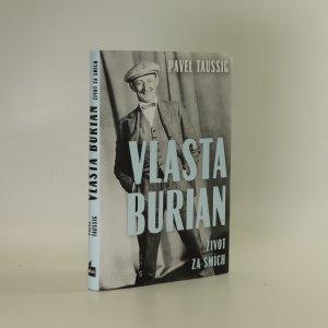 náhled knihy - Vlasta Burian. Život za smích