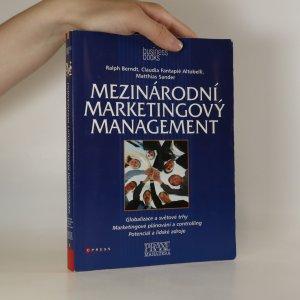 náhled knihy - Mezinárodní marketingový management