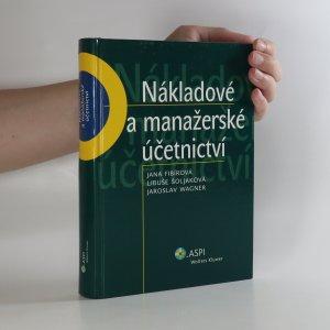 náhled knihy - Nákladové a manažerské účetnictví