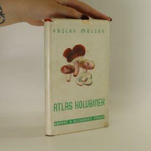 náhled knihy - Atlas holubinek