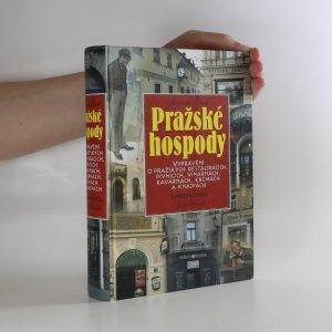 náhled knihy - Pražské hospody