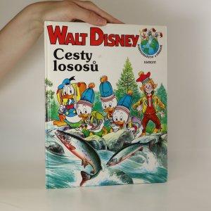 náhled knihy - Cesty lososů
