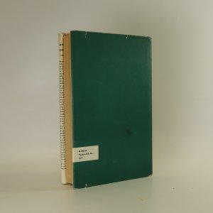 antikvární kniha Pokolení bez otců, 1965