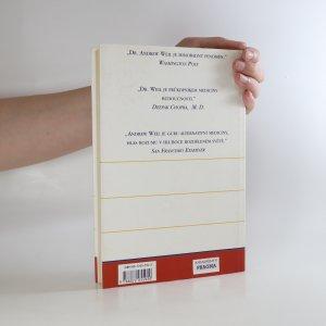 antikvární kniha 8 týdnů k optimálnímu zdraví, 1998