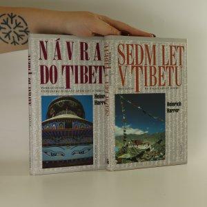 náhled knihy - Sedm let v Tibetu. Návrat do Tibetu (2 svazky, viz foto)