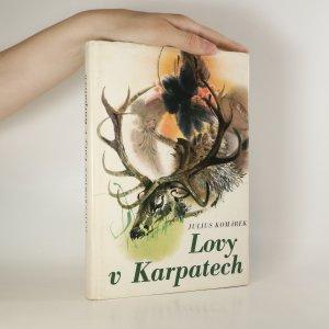 náhled knihy - Lovy v Karpatech