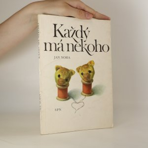 náhled knihy - Každý má někoho