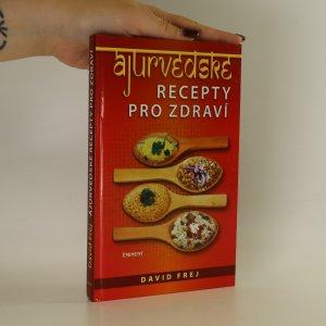 náhled knihy - Ájurvédské recepty pro zdraví