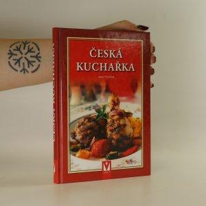 náhled knihy - Česká kuchařka
