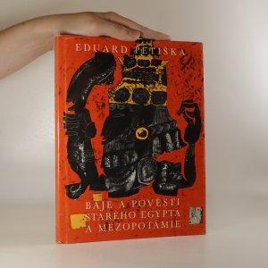 náhled knihy - Báje a pověsti starého Egypta a Mezopotámie
