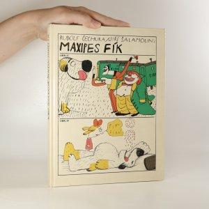 náhled knihy - Maxipes Fík