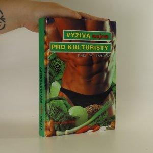 náhled knihy - Výživa nejen pro kulturisty
