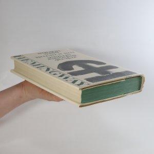 antikvární kniha Zelené pahorky africké. Mít a nemít. Pátá kolona, 1968