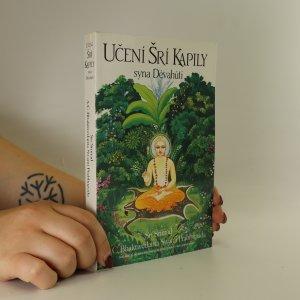náhled knihy - Učení Šrí Kapily syna Dévahúti. Transcendentální učení Prahláda Mahárádže (neobsahuje tiráž)